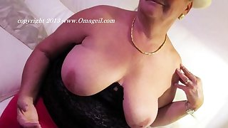 OmaGeiL Collection of Granny Porn Pics Slideshow