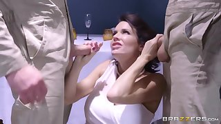 Veronica Avluv [HD 720, all sex, ANAL, DP, interracial,