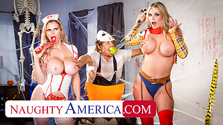 Naughty America - MILFs in costume