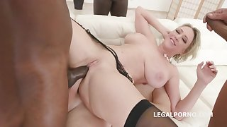 Dee Williams - Monsters Of TAP Gets 4 Big Dicks - dee williams