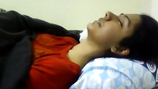 Indian Girl Having Orgasm Nice Expression Non Nude