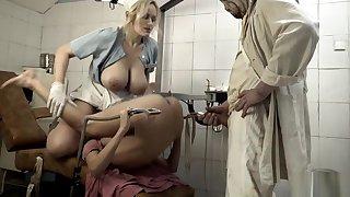 Horror dentist anal